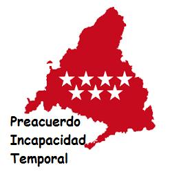 PREACUERDO COMUNIDAD DE MADRID SOBRE I.T.