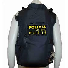 CHALECOS PARA LA POLICÍA MUNICIPAL