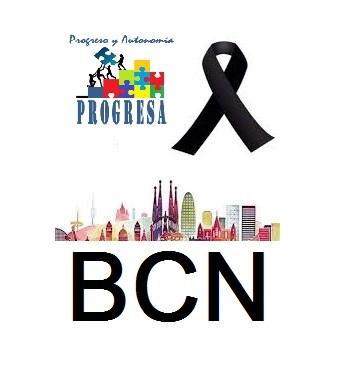 PROGRESA CONDENA EL ATENTADO DE BCN