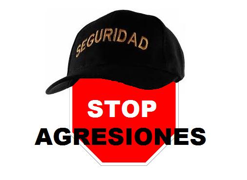 STOP AGRESIONES A VIGILANTES