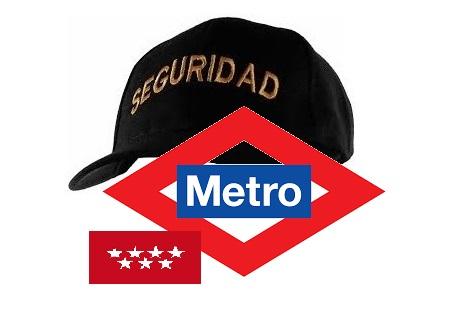 NUEVO CONTRATO SEGURIDAD METRO DE MADRID
