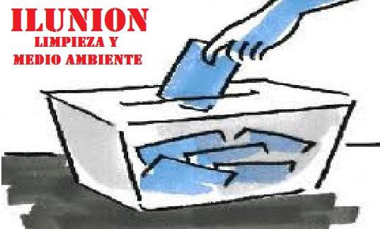 ELECCIONES SINDICALES ILUNION LIMPIEZA Y MEDIO AMBIENTE