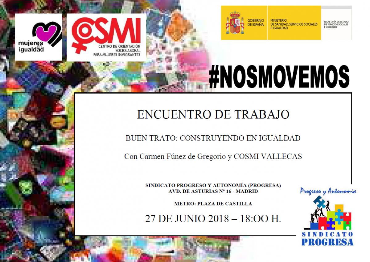 #NOSMOVEMOS