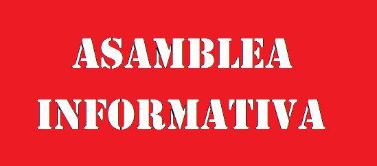ASAMBLEA GENERAL INFORMATIVA