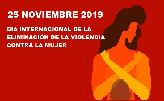 25 NOVIEMBRE 2019